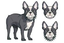 French Bulldog, Pet Logo, Dog ...