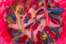 Bright Watercolor Pattern Simi...