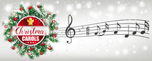Christmas Carols Music Notes G...