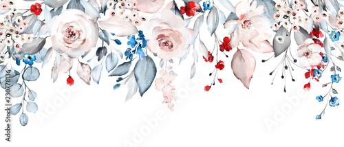 do-sypialni-wiszace-kwiaty-wzor-akwarelowy