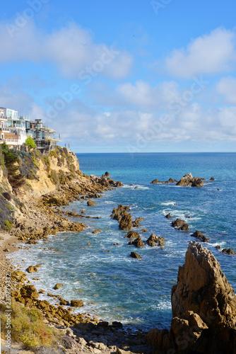 Foto op Aluminium Centraal-Amerika Landen Corona del Mar, california coastline