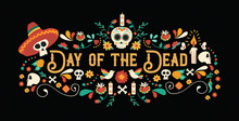 Day Of The Dead Sugar Skull Ty...