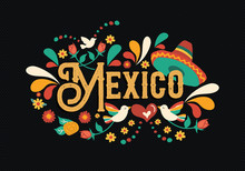 Mexico Quote Greeting Card For...