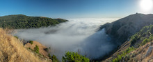 Big Sur Above The Clouds, Cali...