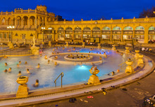 Szechnyi Thermal Bath Spa In B...