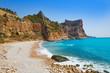Cala del Moraig beach Benitachell Alicante