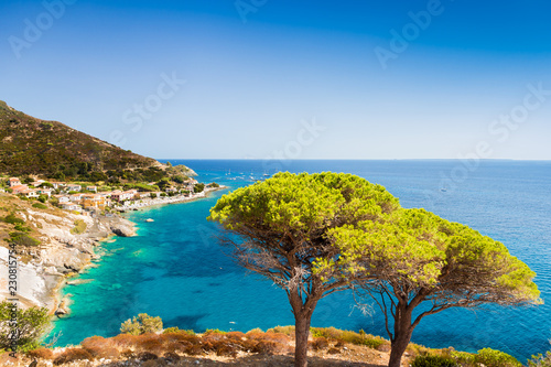 Fotografía Elba island sea near Pomonte