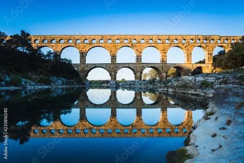 Obraz na płótnie Pont du Gard