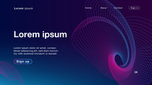 Background Abstract Purple Color Blending Light For Homepage