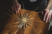 Basketwork From Willow Twigs I...