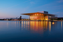 The Copenhagen Opera House  At...
