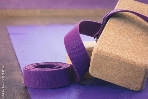 Fotografía  Yoga studio props
