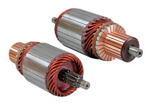 Electric Motor Coil