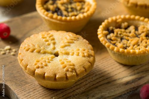 Homemade Mini Mincemeat Pies