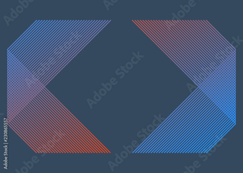 Photo  Abstract vector background
