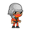 Part of Orange Ninja