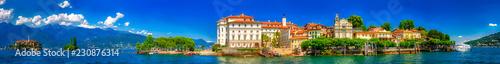 Isola Bella, Borromäische Inseln, Lago Maggiore, Piemont, italien Wallpaper Mural