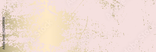 Abstract Marble Gold Pattern trendy pastel foil textured background Tablou Canvas