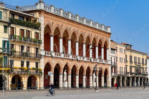 Fotografie, Obraz Streets in Padua, Italy - Padova