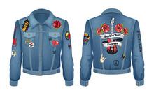 Rock-n-Roll Forever Jacket Vec...