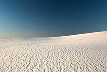 Sand Dunes During The Day