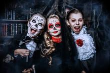 Celebrating Halloween Together
