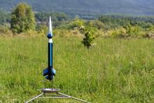 Rocket Model Prepare For Takeo...