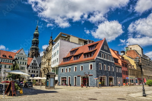 Foto Zwickau, Hauptmarkt