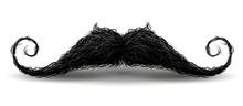 Perfect Hipster Mustache. Illu...