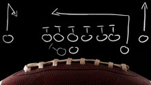 American Football Tactics Sche...