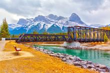 Canmore Engine Bridge Spur Lin...
