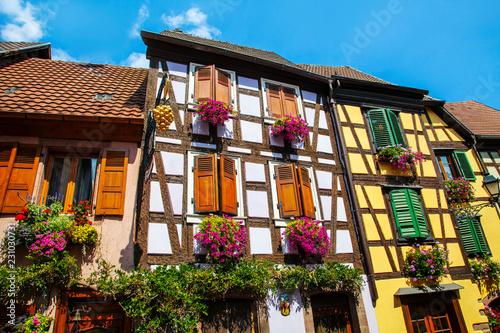 Keuken foto achterwand Europese Plekken Ribeauville-riquewihr, Frankreich,