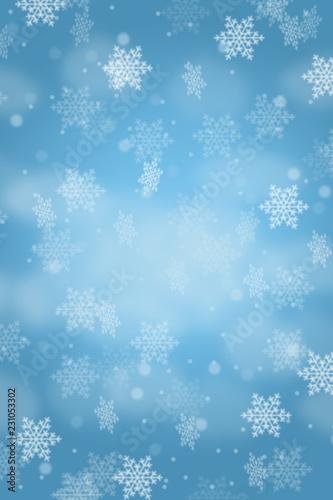 Weihnachten Hintergrund Schnee Karte Weihnachtskarte Schneeflocke ...