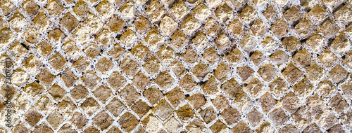 Poster Stenen Stone Brick Wall Texture, may use as background