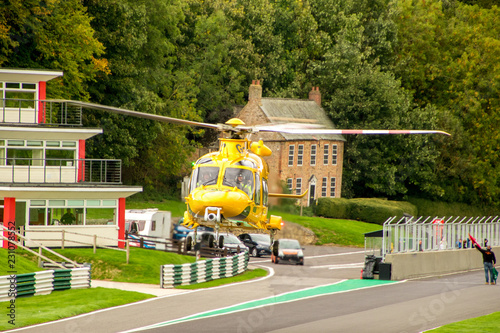 Photo Air Ambulance