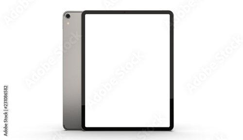 Tablet in the new version