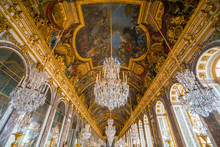 The Hall Of Mirrors In Palace ...