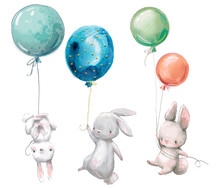 Little Cute Hares Collection F...