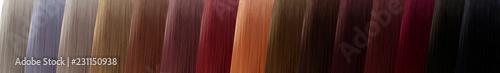 Poster Salon de coiffure Hair