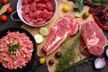 Carne Cruda Di Manzo O Vitello...
