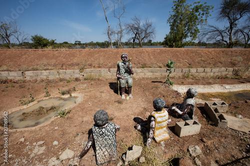Photo Fetishes in Burkina Faso