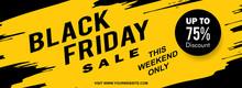 Black Friday Web Banner Design...