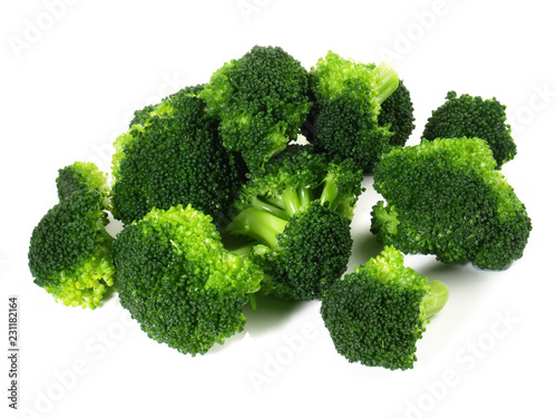 Broccoli - blanchiert