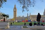Fototapeta London - Big Ben, London
