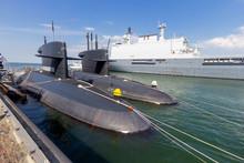 Military Navy Submarine