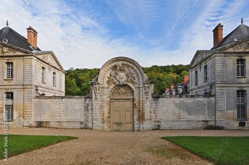 Photo Abbazia di Saint Wandrille de Fontenelle - Normandia, Francia