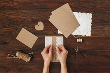 How To Make Card. Craft Items...