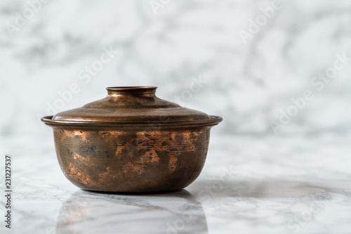 Authentic Handmade Turkish Copper Pan