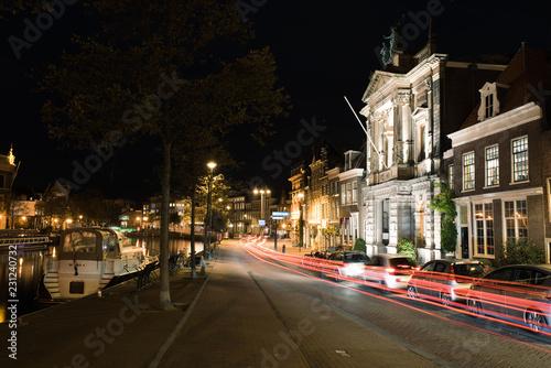 In de dag Madrid Night in Haarlem