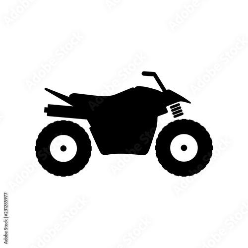 All-terrain vehicle (ATV), quad bike